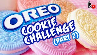 Download 10 New OREO Flavors!!! Taste Test Challenge-a-thon - Man Vs Youtube 3Gp Mp4