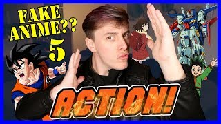 Download Real or FAKE ANIME?? Pt. 5 - ACTION/ADVENTURE EDITION! | Thomas Sanders 3Gp Mp4
