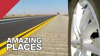 Download Why California's Musical Road Sounds Terrible 3Gp Mp4