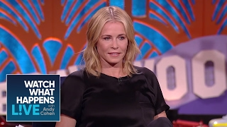 Download What Would Chelsea Handler Say To Angelina Jolie? | WWHL 3Gp Mp4