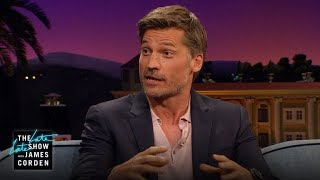 Download 'Game of Thrones' Cast Tattoos Doesn't Excite Nikolaj Coster-Waldau 3Gp Mp4