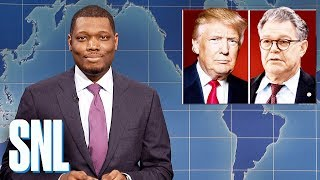 Download Weekend Update on Senator Al Franken - SNL 3Gp Mp4