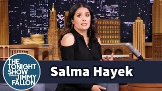 Download Salma Hayek Thought Her Husband Was Having an Affair with an App 3Gp Mp4