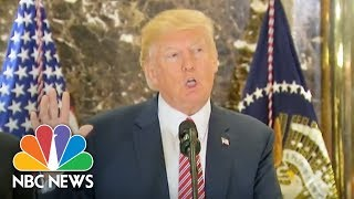 Download Trump's Full, Heated Press Conference on Race and Violence in Charlottesville (Full) | NBC News 3Gp Mp4
