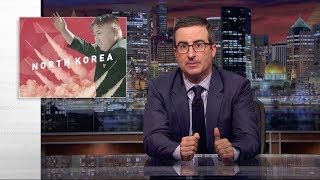 Download North Korea: Last Week Tonight with John Oliver (HBO) 3Gp Mp4