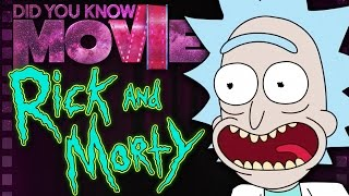 Download RICK AND MORTY - How to Troll Big Studios   Did You Know Movies 3Gp Mp4