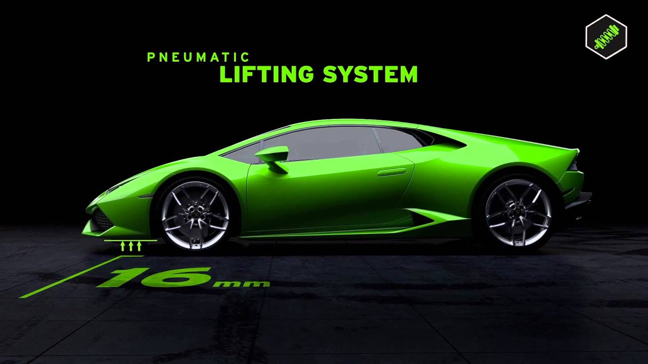 Lamborghini Huracán LP 610-4 Technical