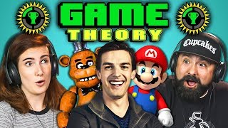 Download ADULTS REACT TO GAME THEORY (MatPat) 3Gp Mp4