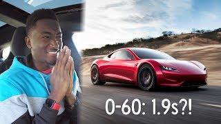 Download Let's Talk About Tesla Roadster 2020! 3Gp Mp4