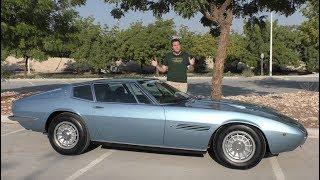 Download The Original Maserati Ghibli Proves Maserati Was Once Great 3Gp Mp4
