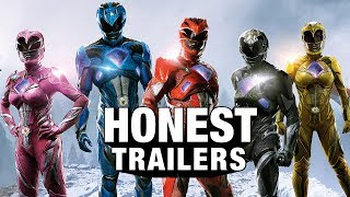 Download Honest Trailers - Power Rangers (2017) 3Gp Mp4