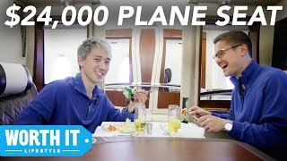 Download $139 Plane Seat Vs. $24,000 Plane Seat 3Gp Mp4