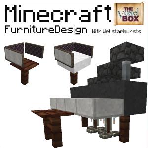 Minecraft Furniture Design Tutorial Brent 39 S Piano Youtube