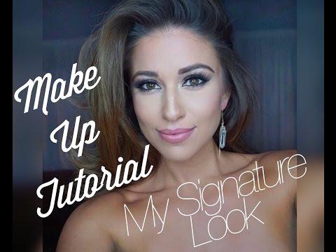 My Signature Look | Makeup Tutorial | Makeup with Nia