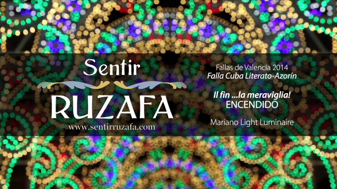 iluminacion sueca literato azorin valencia: