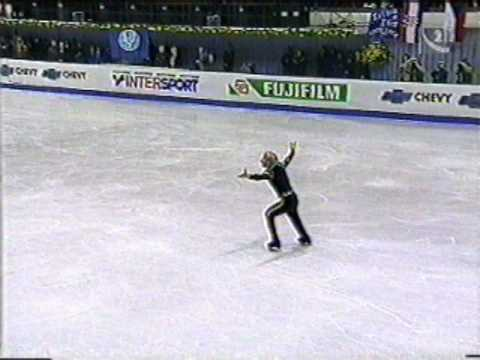 Plushenko 2001 Euros LP - Once upon a time in America