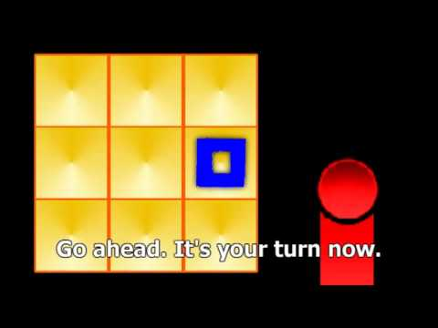TIC-TAC-TOE (INTERACTIVE GAME)