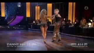 Danny Saucedo & Malin Johansson - Samba