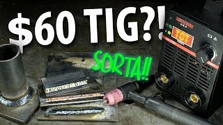 Cheap Ebay Welder -- WILL IT TIG?!