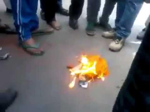 Shiv Sena Rss Burn Turbans In Panjab   Bhai Balwant Singh Rajoana ਰਾਜੋਆਣਾ video