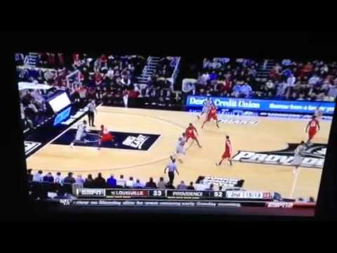 Kadeem Batts Dunk vs. Louisville