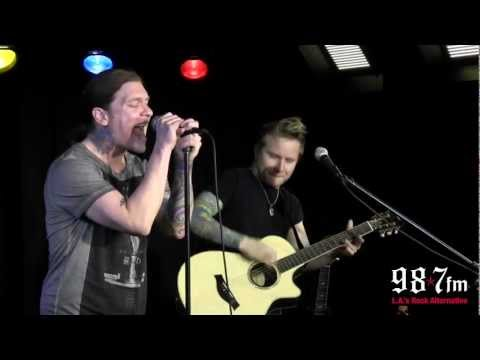 Shinedown - The Sound Of Madness (Live @ 987FM)