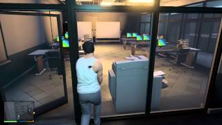 Grand Theft Auto V (GTA 5). Gameplay. Part 21 - 'Dead Man Walking'. XBOX 360. HD 1080p