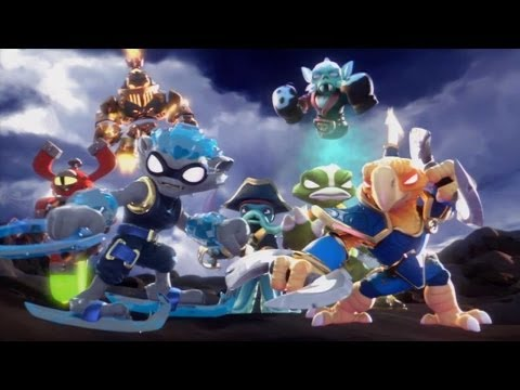 IGN Reviews - Skylanders Swap Force 3DS - Review