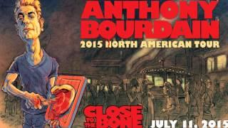Anthony Bourdain on Rock 100.5 Morning Show