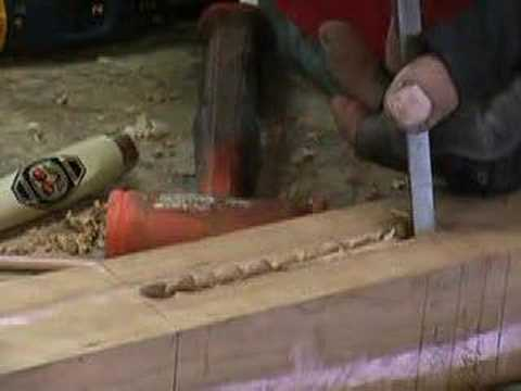 Making a Mortise - Chisel & Drill