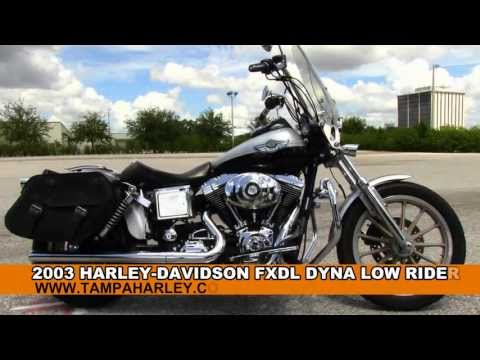 Harley Davidson 100th Anniversary Motorcycle for Sale - Dyna Low Rider