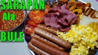 Download video BANGKRUT GUA!! Mukbang Sarapan Termahal | Sarapan Bule | English Breakfast