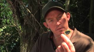 ***CARP FISHING TV*** How To Splice a Lead-Free Leader