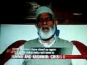 Kashmir. Syed Ali Shah Geelani