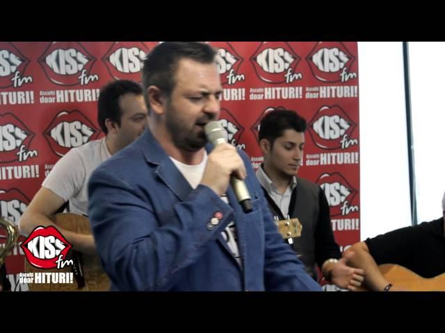 Horia Brenciu - Asa e viata mea live la Kiss FM