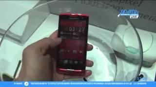 Новый смартфон от Fujitsu: в воде не тонет и в огне не горит