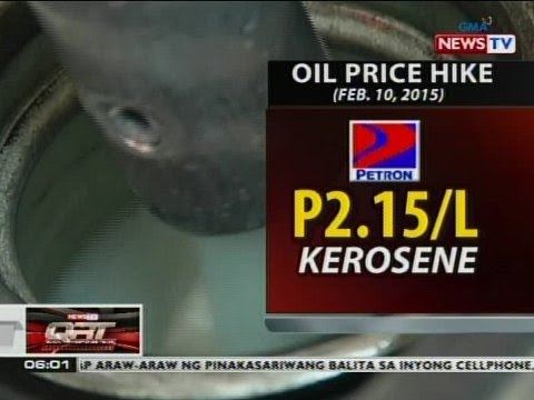 QRT: Oil price hike (Feb. 10, 2015)