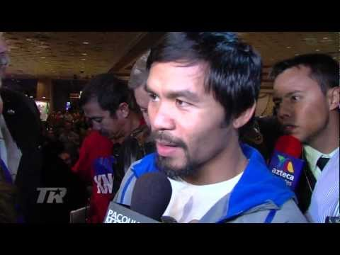 0 - Boxing: Grand Arrivals: PacMan & Marquez at the MGM - Boxing and Boxers