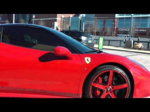 2014 Ferrari 458 Italia - Atlanta Georgia