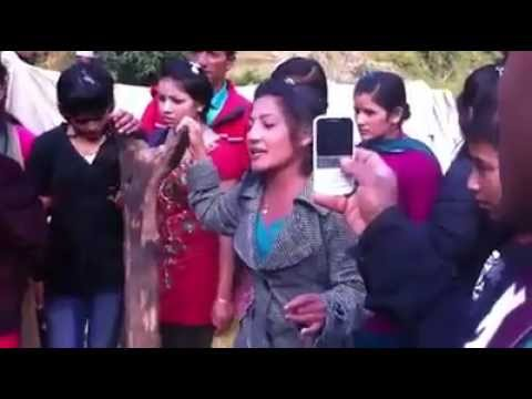 Nepali pancha baja tal - by yamlal kandel