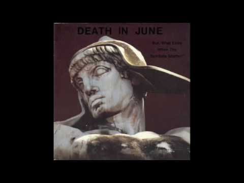 Death In June  Little Black Angel