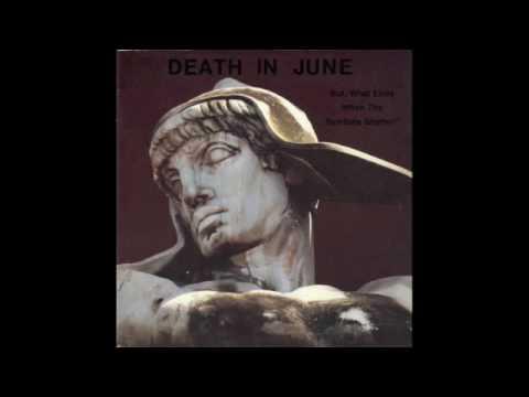 Death In June - Little Black Angel