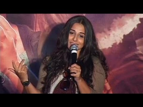 Vidya Balan on men, money and pregnancy