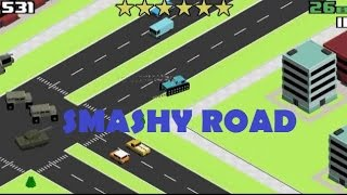 Smashy Road Wanted Gameplay Tank Destroyer Legendary Review Coin Pull