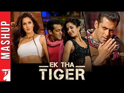 Mashup - Ek Tha Tiger - Salman Khan | Katrina Kaif
