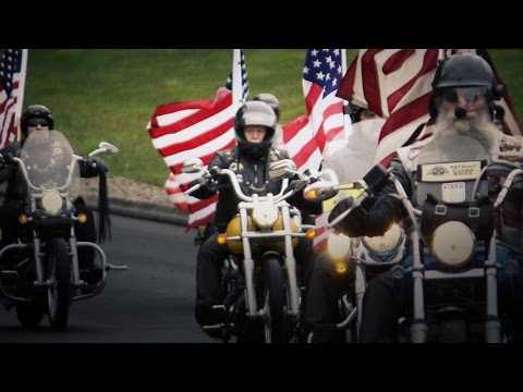 NRA Life of Duty - Patriot Profiles: Patriot Guard Riders