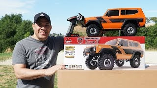 SCOUT II REDCAT GEN 8 UNBOX RC FIRST RUN