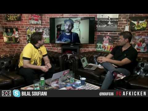Bilal Soufiani over de WK-kwalificatie in Afrika