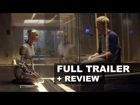 Ex Machina 2015 Official Trailer + Trailer Review : Beyond The Trailer