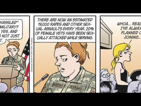 Doonesbury's Garry Trudeau on The Invisible War